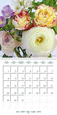 Beautiful Bunches (Wall Calendar 2019 300 × 300 mm Square) - Produktdetailbild 7