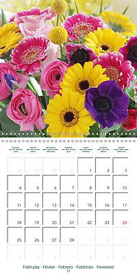 Beautiful Bunches (Wall Calendar 2019 300 × 300 mm Square) - Produktdetailbild 2