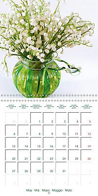 Beautiful Bunches (Wall Calendar 2019 300 × 300 mm Square) - Produktdetailbild 5