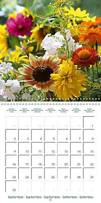 Beautiful Bunches (Wall Calendar 2019 300 × 300 mm Square) - Produktdetailbild 9
