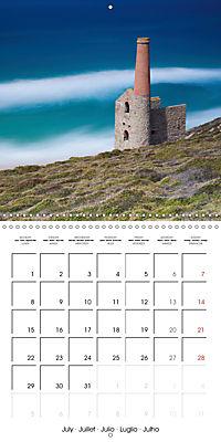 Beautiful Cornish Seascapes (Wall Calendar 2019 300 × 300 mm Square) - Produktdetailbild 7