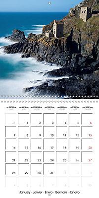 Beautiful Cornish Seascapes (Wall Calendar 2019 300 × 300 mm Square) - Produktdetailbild 1