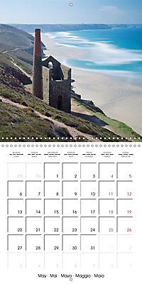 Beautiful Cornish Seascapes (Wall Calendar 2019 300 × 300 mm Square) - Produktdetailbild 5