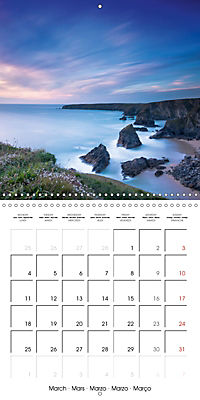 Beautiful Cornish Seascapes (Wall Calendar 2019 300 × 300 mm Square) - Produktdetailbild 3