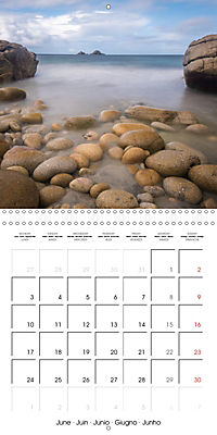 Beautiful Cornish Seascapes (Wall Calendar 2019 300 × 300 mm Square) - Produktdetailbild 6