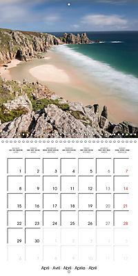 Beautiful Cornish Seascapes (Wall Calendar 2019 300 × 300 mm Square) - Produktdetailbild 4