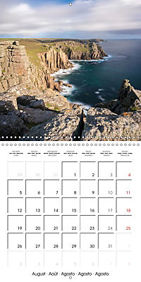 Beautiful Cornish Seascapes (Wall Calendar 2019 300 × 300 mm Square) - Produktdetailbild 8