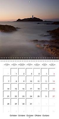 Beautiful Cornish Seascapes (Wall Calendar 2019 300 × 300 mm Square) - Produktdetailbild 10