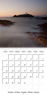 Beautiful Cornish Seascapes (Wall Calendar 2019 300 × 300 mm Square) - Produktdetailbild 10
