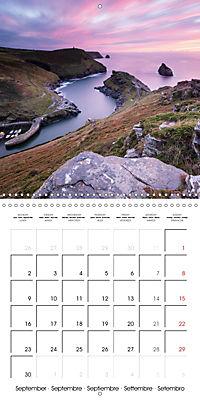 Beautiful Cornish Seascapes (Wall Calendar 2019 300 × 300 mm Square) - Produktdetailbild 9
