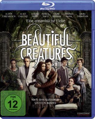 Beautiful Creatures - Eine unsterbliche Liebe, Alden Ehrenreich, Alice Englert