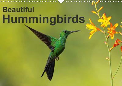 Beautiful Hummingbirds (Wall Calendar 2019 DIN A3 Landscape), k.A. Akrema-Photography