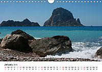 Beautiful Ibiza / UK-Version (Wall Calendar 2019 DIN A4 Landscape) - Produktdetailbild 1