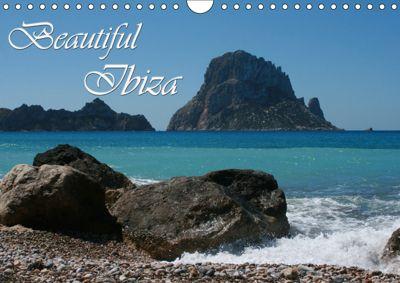 Beautiful Ibiza / UK-Version (Wall Calendar 2019 DIN A4 Landscape), Antje Lindert-Rottke