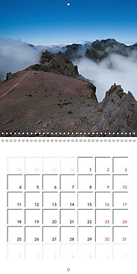Beautiful landscapes and mountains (Wall Calendar 2019 300 × 300 mm Square) - Produktdetailbild 3