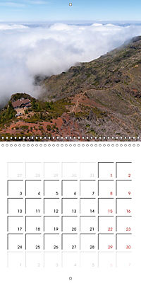 Beautiful landscapes and mountains (Wall Calendar 2019 300 × 300 mm Square) - Produktdetailbild 6