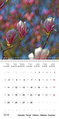 Beautiful Magnolia (Wall Calendar 2019 300 × 300 mm Square) - Produktdetailbild 2