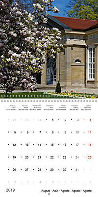 Beautiful Magnolia (Wall Calendar 2019 300 × 300 mm Square) - Produktdetailbild 8