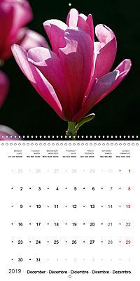 Beautiful Magnolia (Wall Calendar 2019 300 × 300 mm Square) - Produktdetailbild 12