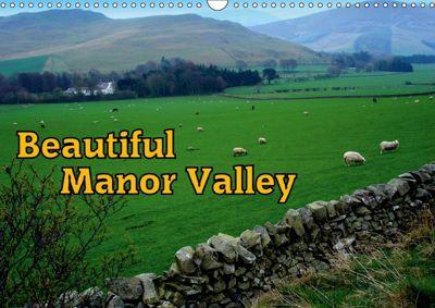 Beautiful Manor Valley (Wall Calendar 2019 DIN A3 Landscape), Henning von Löwis of Menar