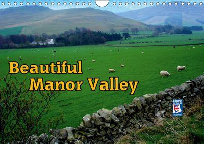Beautiful Manor Valley (Wall Calendar 2019 DIN A4 Landscape), Henning von Löwis of Menar