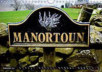 Beautiful Manor Valley (Wall Calendar 2019 DIN A4 Landscape) - Produktdetailbild 9