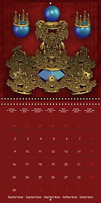 Beautiful Objects (Wall Calendar 2019 300 × 300 mm Square) - Produktdetailbild 9