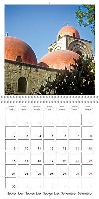 Beautiful Sicily (Wall Calendar 2019 300 × 300 mm Square) - Produktdetailbild 9