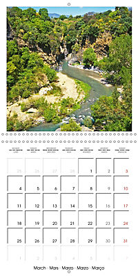 Beautiful Sicily (Wall Calendar 2019 300 × 300 mm Square) - Produktdetailbild 3