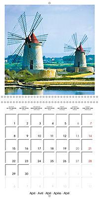 Beautiful Sicily (Wall Calendar 2019 300 × 300 mm Square) - Produktdetailbild 4