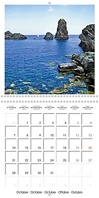 Beautiful Sicily (Wall Calendar 2019 300 × 300 mm Square) - Produktdetailbild 10