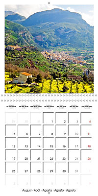 Beautiful Sicily (Wall Calendar 2019 300 × 300 mm Square) - Produktdetailbild 8