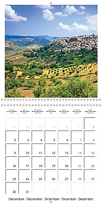 Beautiful Sicily (Wall Calendar 2019 300 × 300 mm Square) - Produktdetailbild 12