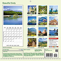 Beautiful Sicily (Wall Calendar 2019 300 × 300 mm Square) - Produktdetailbild 13