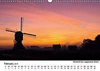 Beautiful windmills in the Netherlands (Wall Calendar 2019 DIN A3 Landscape) - Produktdetailbild 2
