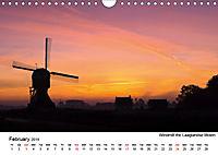 Beautiful windmills in the Netherlands (Wall Calendar 2019 DIN A4 Landscape) - Produktdetailbild 2