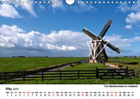Beautiful windmills in the Netherlands (Wall Calendar 2019 DIN A4 Landscape) - Produktdetailbild 5