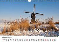 Beautiful windmills in the Netherlands (Wall Calendar 2019 DIN A4 Landscape) - Produktdetailbild 12