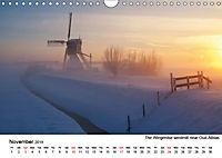 Beautiful windmills in the Netherlands (Wall Calendar 2019 DIN A4 Landscape) - Produktdetailbild 11