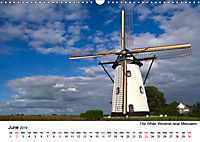 Beautiful windmills in the Netherlands (Wall Calendar 2019 DIN A3 Landscape) - Produktdetailbild 6
