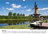 Beautiful windmills in the Netherlands (Wall Calendar 2019 DIN A3 Landscape) - Produktdetailbild 7