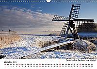 Beautiful windmills in the Netherlands (Wall Calendar 2019 DIN A3 Landscape) - Produktdetailbild 1