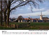 Beautiful windmills in the Netherlands (Wall Calendar 2019 DIN A3 Landscape) - Produktdetailbild 4
