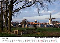 Beautiful windmills in the Netherlands (Wall Calendar 2019 DIN A3 Landscape) - Produktdetailbild 4