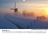 Beautiful windmills in the Netherlands (Wall Calendar 2019 DIN A3 Landscape) - Produktdetailbild 11