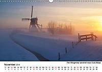Beautiful windmills in the Netherlands (Wall Calendar 2019 DIN A3 Landscape) - Produktdetailbild 11