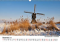 Beautiful windmills in the Netherlands (Wall Calendar 2019 DIN A3 Landscape) - Produktdetailbild 12