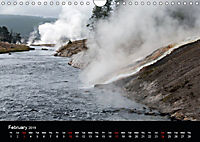 Beautiful Yellowstone and Grand Tetons National Parks (Wall Calendar 2019 DIN A4 Landscape) - Produktdetailbild 2