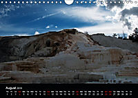 Beautiful Yellowstone and Grand Tetons National Parks (Wall Calendar 2019 DIN A4 Landscape) - Produktdetailbild 8