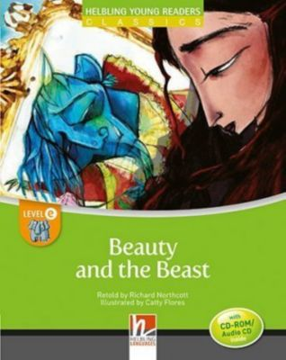 Beauty and the Beast, mit 1 CD-ROM/Audio-CD